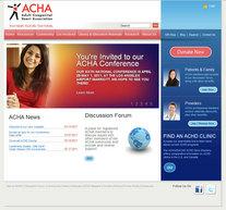 AHCA homepage